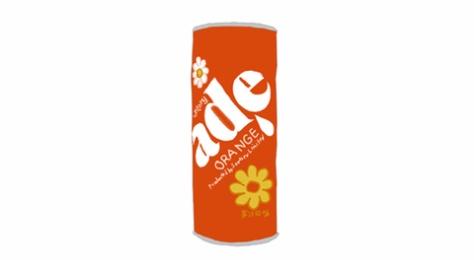 サントリー オレンジエード