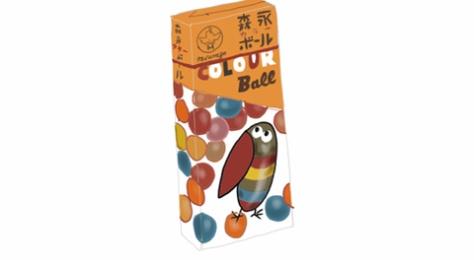 森永製菓カラーボール