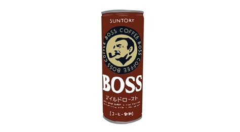 サントリーボス(BOSS)