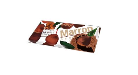 明治 マロンチョコレート