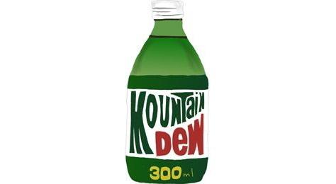 マウンテンデューMountain Dew