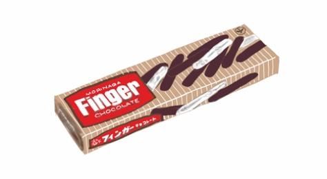 森永フィンガーチョコレート