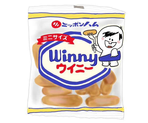 日本ハム ウィニー