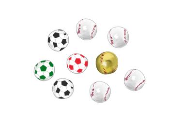 駄菓子 野球ボール サッカーボール チョコレート