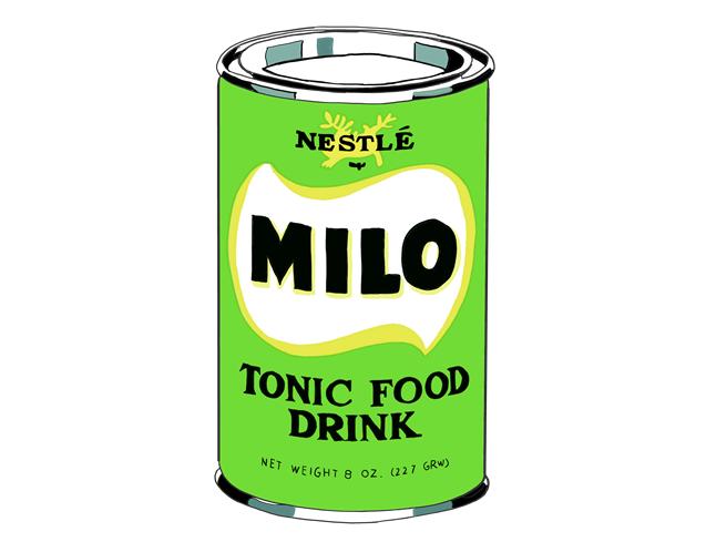 海外のデザインが素敵なミロの缶