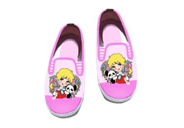 昭和子供用の靴