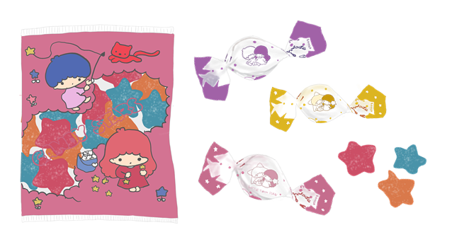 昭和のサンリオショップのキャンディ