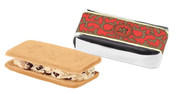 バター 六花 サンド 亭