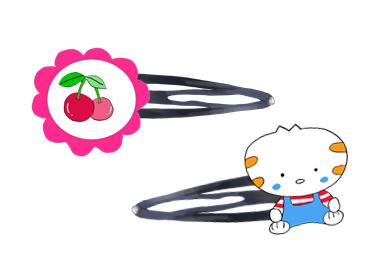 昭和のファンシーヘアピン
