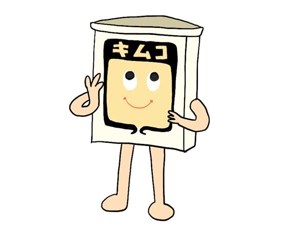 キムコ キャラクター