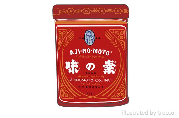 昭和 味の素 缶