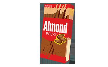 グリコ アーモンドポッキー