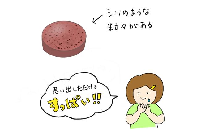 梅ぼし純 説明イラスト画像