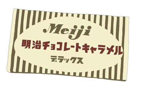 明治ミルクチョコレート レア