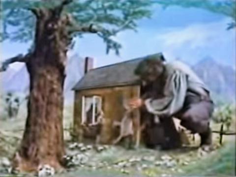 丸大ハンバーグ 懐かしい昭和の広告