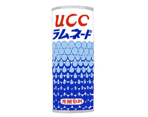 UCC ラムネード 昭和の製品画像