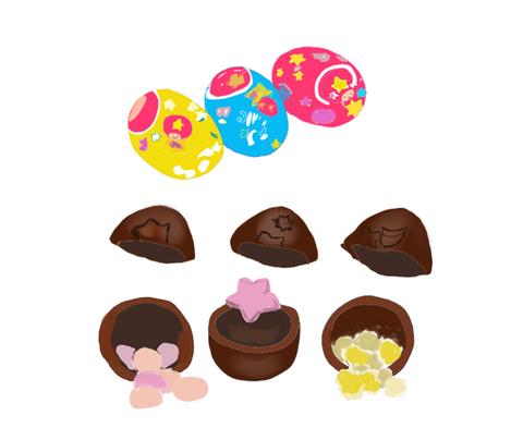 明治製菓 ツインクルチョコレート 昭和の製品画像