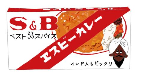 エスビー食品 エスビーカレー 昭和の製品画像