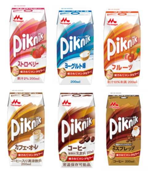 現代のピクニック製品