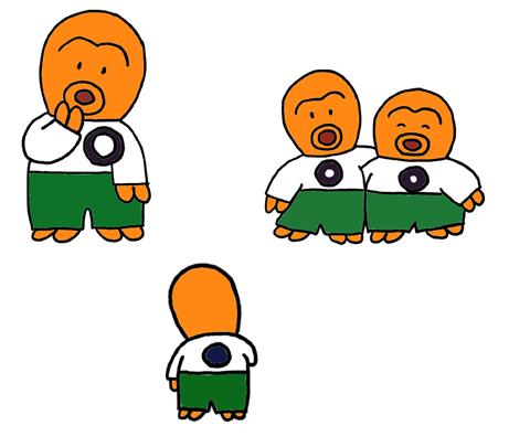 サントリー タコハイ タコのキャラクター