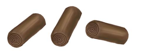 ユニークな形のチョコレート チェリッシュ