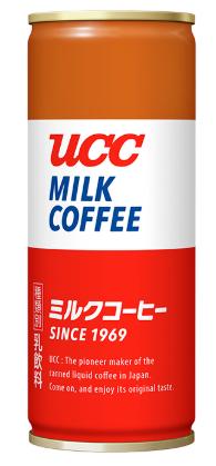 UCC缶コーヒー