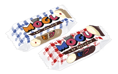 森永 MOGU(モグ) 昭和の製品画像